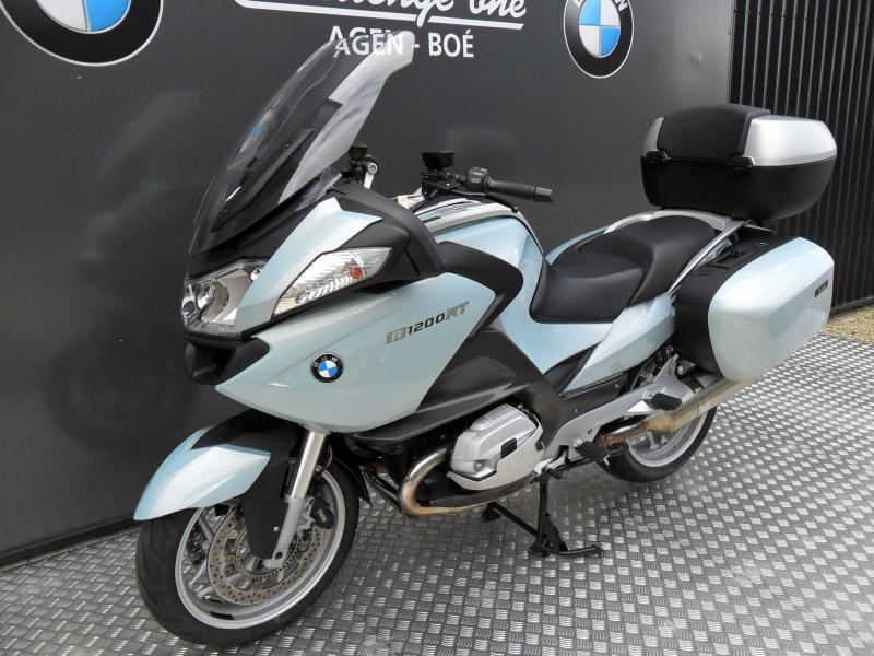 motos d 39 occasion challenge one agen bmw 1200 rt pack 1 pack securite 2011. Black Bedroom Furniture Sets. Home Design Ideas