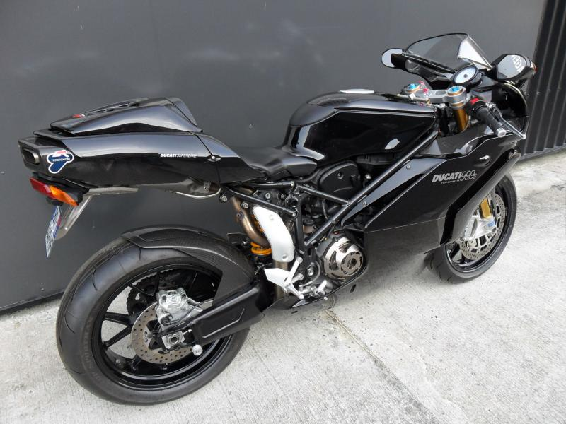 motos d 39 occasion challenge one agen ducati 999 s superbike 12 2006. Black Bedroom Furniture Sets. Home Design Ideas