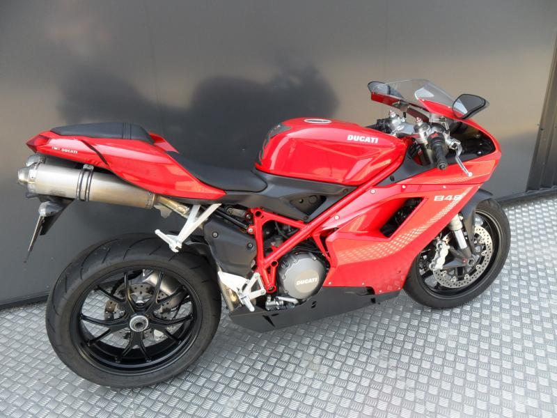 motos d 39 occasion challenge one agen ducati 848 superbike 2009. Black Bedroom Furniture Sets. Home Design Ideas