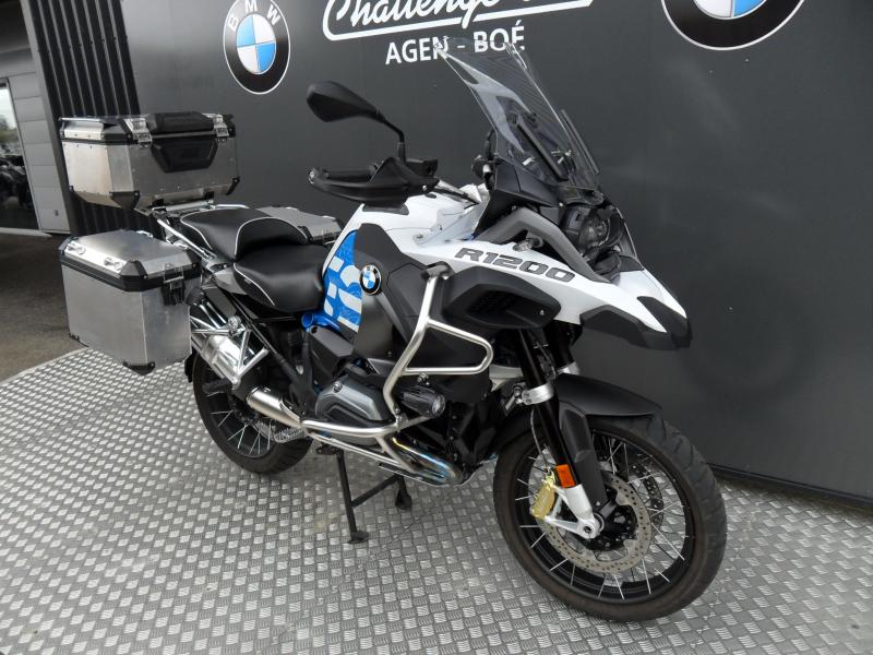 motos d 39 occasion challenge one agen bmw 1200 gs adventure rallye pack bagagerie. Black Bedroom Furniture Sets. Home Design Ideas