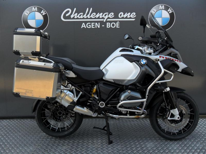 motos d 39 occasion challenge one agen bmw 1200 gs adventure pack 2016 bagagerie. Black Bedroom Furniture Sets. Home Design Ideas