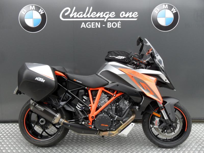 motos d 39 occasion challenge one agen ktm superduke 1290 gt 2017 accessoires. Black Bedroom Furniture Sets. Home Design Ideas
