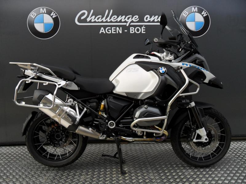 motos d 39 occasion challenge one agen bmw 1200 gs adventure pack 10 2015. Black Bedroom Furniture Sets. Home Design Ideas