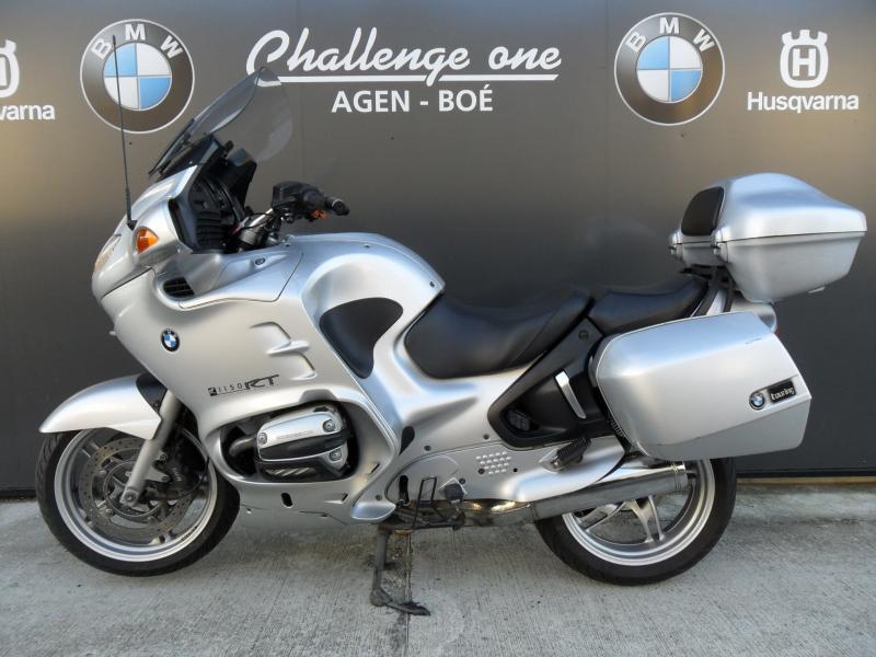 motos d 39 occasion challenge one agen bmw 1150 rt abs 2002. Black Bedroom Furniture Sets. Home Design Ideas