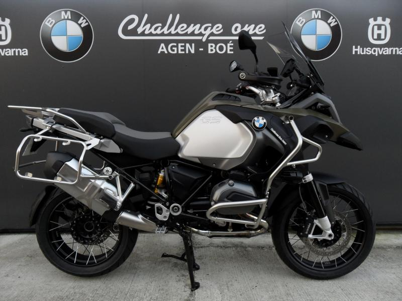 motos d 39 occasion challenge one agen bmw 1200 gs adventure lc pack 2014. Black Bedroom Furniture Sets. Home Design Ideas
