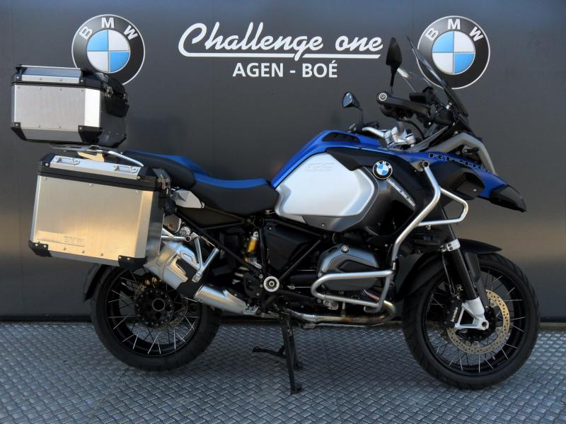 motos d 39 occasion challenge one agen bmw 1200 gs adventure pack 02 2015 bagagerie. Black Bedroom Furniture Sets. Home Design Ideas