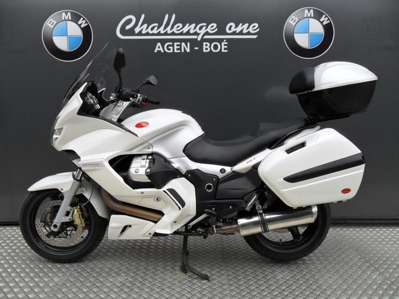 motos d 39 occasion challenge one agen moto guzzi 1200 norge gt 8v 2014. Black Bedroom Furniture Sets. Home Design Ideas
