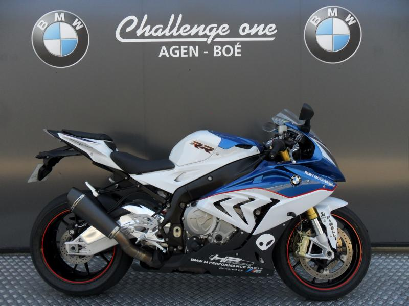 motos d 39 occasion challenge one agen bmw s 1000 rr pack replica 2016. Black Bedroom Furniture Sets. Home Design Ideas