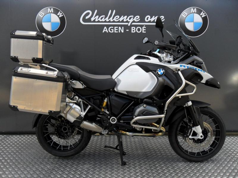 motos d 39 occasion challenge one agen bmw 1200 gs adventure pack 2014 bagagerie. Black Bedroom Furniture Sets. Home Design Ideas