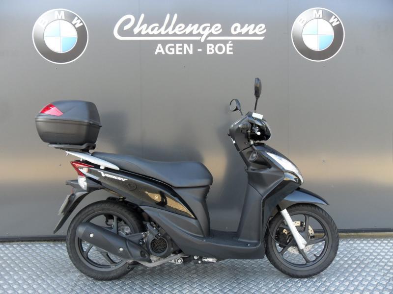 Scooter Honda Vision 110 Occasion : motos d 39 occasion challenge one agen honda scooter vision 110 cm3 2013 ~ New.letsfixerimages.club Revue des Voitures